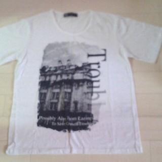 シマムラ(しまむら)のメンズTシャツ(Tシャツ/カットソー(半袖/袖なし))