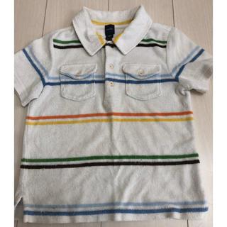 446b1dc714022 ベビーギャップ(babyGAP)のbabyGAPポロシャツ 110cm(Tシャツ カットソー)