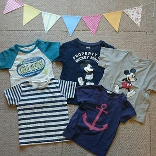 ボーデン(Boden)の男の子★100★Tシャツ5枚セット(Tシャツ/カットソー)