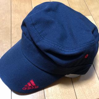 アディダス(adidas)の新品 アディダス 帽子(キャップ)