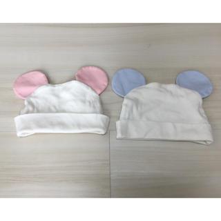 ユニクロ(UNIQLO)の帽子!ミッキー!男女双子 (帽子)
