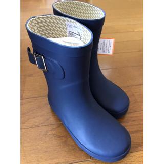 ハンター(HUNTER)の新品未使用*ベアクリーク長靴18センチ(長靴/レインシューズ)