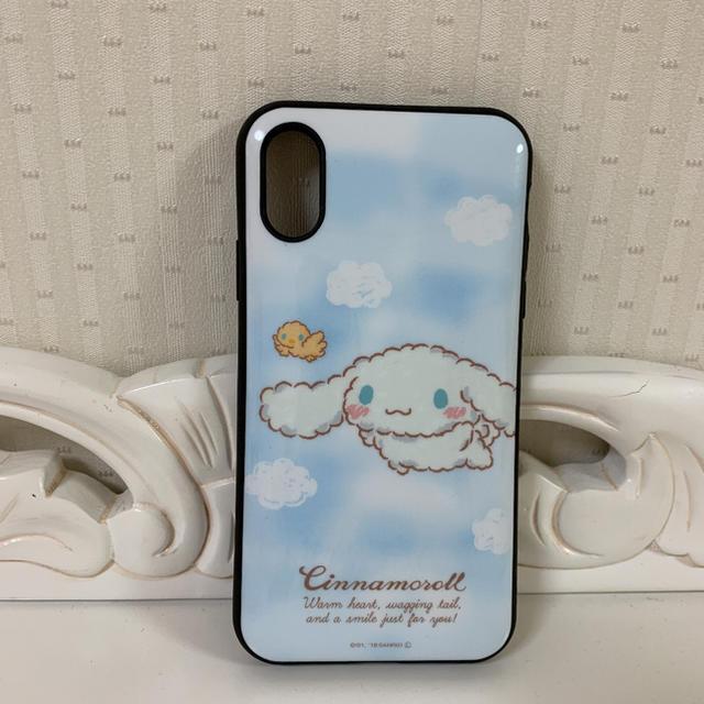 MK アイフォン8 ケース 革製 / サンリオ - iPhone ケース iPhone XR サンリオ シナモン シナモロールの通販 by ♡'s shop|サンリオならラクマ