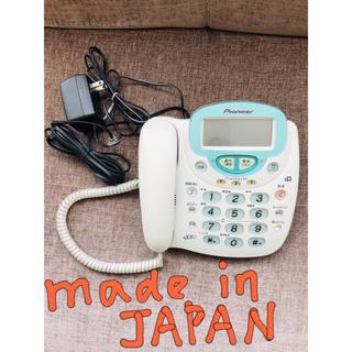 パイオニア(Pioneer)のパイオニア固定電話機 TF-V51 日本製(その他 )