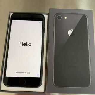 アイフォーン(iPhone)のiPhone 8(その他)