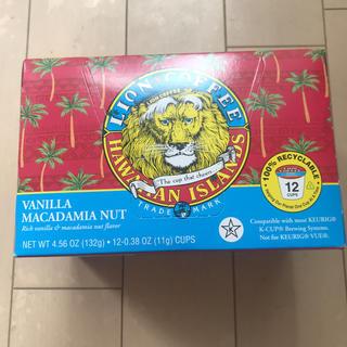 ライオン(LION)のLION COFFEE VANILLA MACADAMIA NUT (コーヒー)