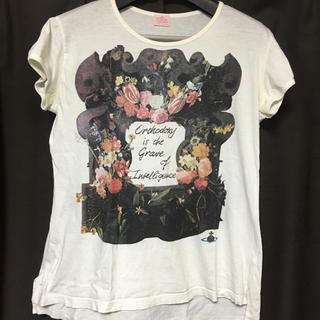 ヴィヴィアンウエストウッド(Vivienne Westwood)のヴィヴィアン ウエストウッド ビンテージTシャツ L(Tシャツ(半袖/袖なし))