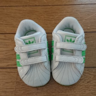 アディダス(adidas)のadidas baby スニーカー 11㎝(スニーカー)
