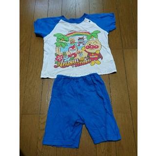 アンパンマン(アンパンマン)のアンパンマン パジャマ 半袖 90㎝ 夏用(パジャマ)
