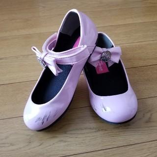 ディズニー(Disney)のフォーマルシューズ☆ピンク☆20cm☆ビビディバビディブティック☆女の子☆靴(フォーマルシューズ)