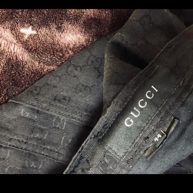 Gucci(グッチ)のGUCCI パンツ GG柄 メンズのパンツ(スラックス)の商品写真