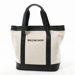 バレンシアガ(Balenciaga)のバレンシアガ キャンバス×レザートート(トートバッグ)