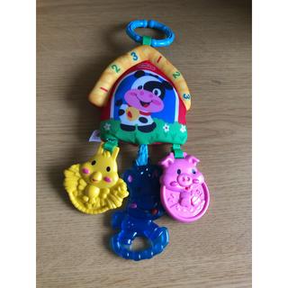 フィッシャープライス(Fisher-Price)のベビーおもちゃ   マリーレクザンスカ様専用(がらがら/ラトル)