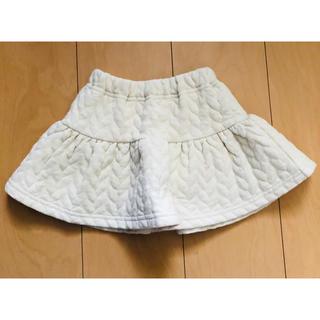 プティマイン(petit main)のpetit main パンツ付きスカート(スカート)