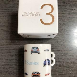 ビーエムダブリュー(BMW)のBMW オリジナルマグカップ 非売品(新品)(ノベルティグッズ)