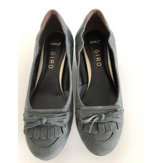 アシックス(asics)のアシックスasicsウォーキングパンプス(ローファー/革靴)