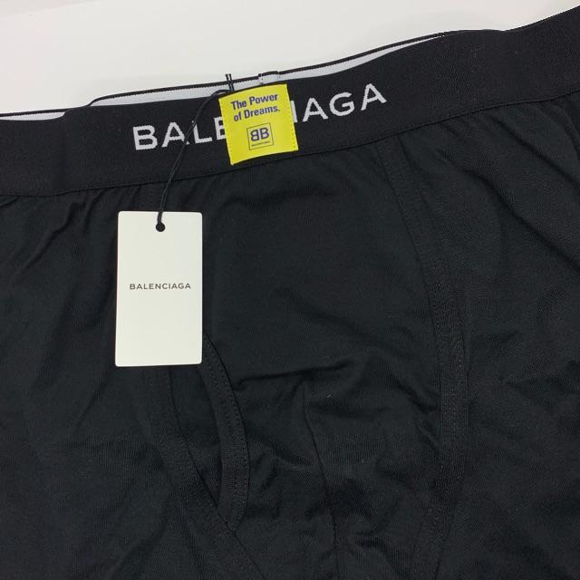 Balenciaga(バレンシアガ)の確実正規品 BALENCIAGA ボクサーパンツ S バラ売り 三代目 登坂 メンズのアンダーウェア(ボクサーパンツ)の商品写真