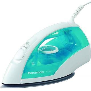 Panasonic - 使いやすいスチームアイロンはこれが一番❤シルバーチタンコート 激安 値引不可