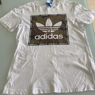 アディダス(adidas)のアディダスオリジナルス 難あり メンズTシャツ(Tシャツ/カットソー(半袖/袖なし))