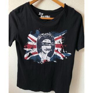 ジーユー(GU)のセックスピストルズ Tシャツ(Tシャツ(半袖/袖なし))