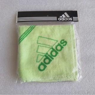 adidas - アディダス  ハンドタオル【未使用】