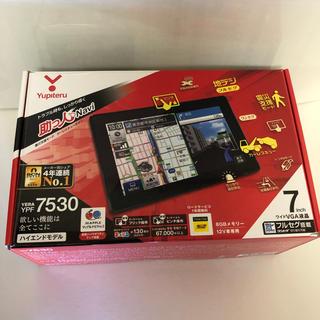 ユピテル(Yupiteru)のユピテル 7インチ ポータブルカーナビ YPF7530 フルセグ オービス情報(カーナビ/カーテレビ)