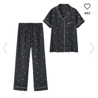 ジーユー(GU)のGU パジャマ アイス柄 Lサイズ(パジャマ)