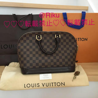 88bb0fc7ab68 ルイヴィトン(LOUIS VUITTON)のルイ・ヴィトン(LOUIS VUITTON)のダミエ