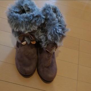 シマムラ(しまむら)のブーツ(ブーツ)