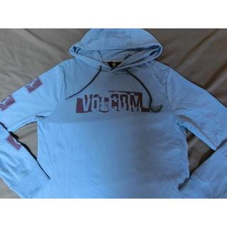 ボルコム(volcom)のUSA購入 ボルコム【VOLCOM】フード付ロンT US Mサイズ(Tシャツ/カットソー(七分/長袖))