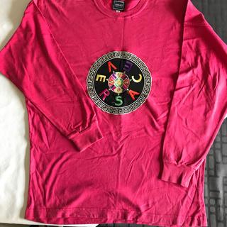 ヴェルサーチ(VERSACE)のお値下げ中❣️【Versace jeans couture】(Tシャツ/カットソー(七分/長袖))