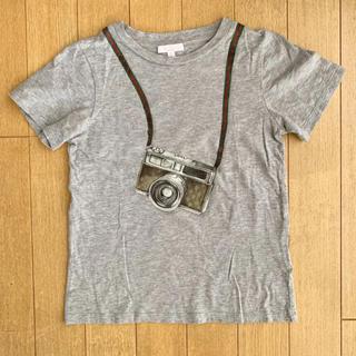グッチ(Gucci)のグッチ だまし絵 Tシャツ カメラ 120 6(Tシャツ/カットソー)
