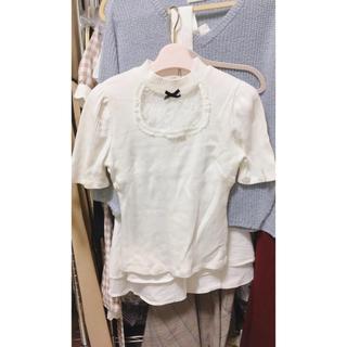 イートミー(EATME)のトップス(Tシャツ(半袖/袖なし))