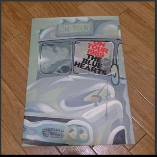 ザ・ブルーハーツ 1989ツアーパンフレット(ミュージシャン)