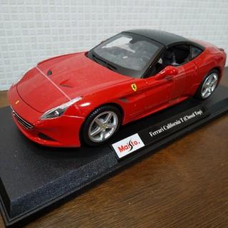 フェラーリ(Ferrari)のFerrari California T 1/18 Maisto ダイキャスト(ミニカー)