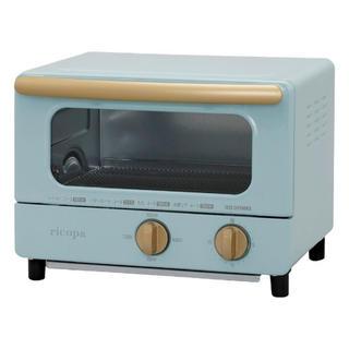 アイリスオーヤマ(アイリスオーヤマ)の[美品]ricopa(リコパ)オーブントースター (調理機器)