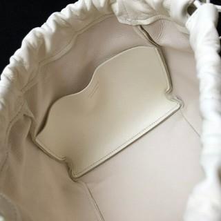 ジルサンダー(Jil Sander)の追加画像です 新品今季完売 ジルサンダー Jil Sander 巾着バッグ(ショルダーバッグ)