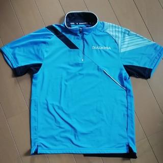 ディアドラ(DIADORA)のディアドラ テニスゲームシャツ ジュニア 140(ウェア)
