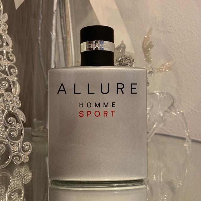 a46e04cb5b16 CHANEL(シャネル)のCHANEL アリュールオムスポーツ オードトワレ 100ml コスメ/美容の香水