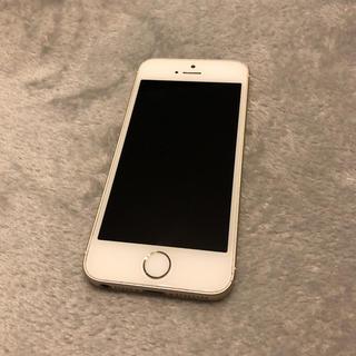 アップル(Apple)の美品!iPhone SE  32GB(スマートフォン本体)