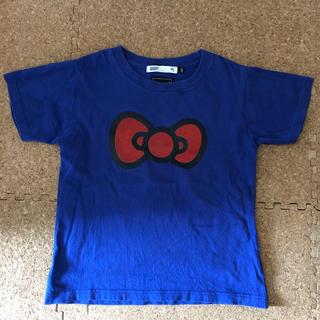 セブンデイズサンデイ(SEVENDAYS=SUNDAY)のセブンデイズサンデイ ハローキティコラボカットソー(Tシャツ/カットソー)