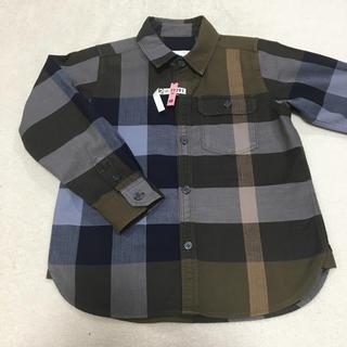 BURBERRY - 【美品】BURBERRY ♡ 長袖 チェックシャツ
