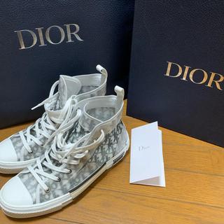 ディオール(Dior)のDior B23 ハイカットスニーカー(スニーカー)