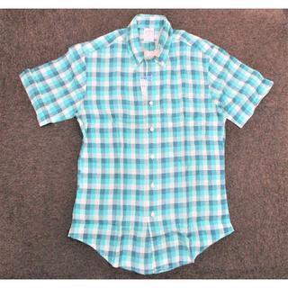 ブルックスブラザース(Brooks Brothers)のyui様専用◇ブルックス ブラザーズ 半袖シャツ メンズ サイズM クリーニング(シャツ)