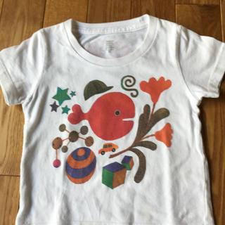 グラニフ(Design Tshirts Store graniph)のきんぎょがにげた90Tシャツ(Tシャツ/カットソー)