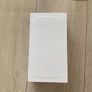 アイフォーン(iPhone)のiPhone6の空箱(ピン付き)(その他)