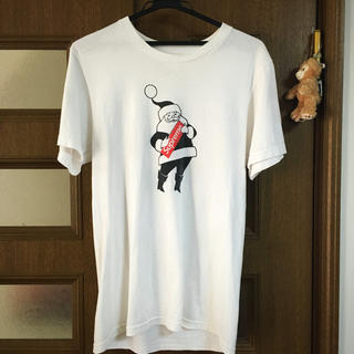 シュプリーム(Supreme)のシュプリーム サンタ 2016 記念 Tシャツ(Tシャツ/カットソー(半袖/袖なし))