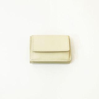 トゥデイフル(TODAYFUL)のT01270/TODAYFULLeather Mini Wallet EC(財布)