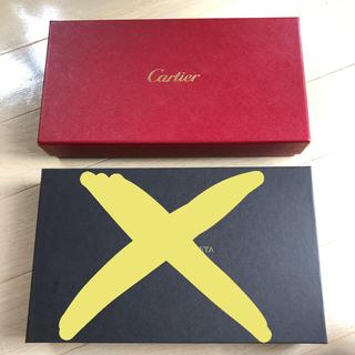 ボッテガヴェネタ(Bottega Veneta)のカルティエ 財布 用 箱 長財布 袋付き ※ボッテガはありません(その他)