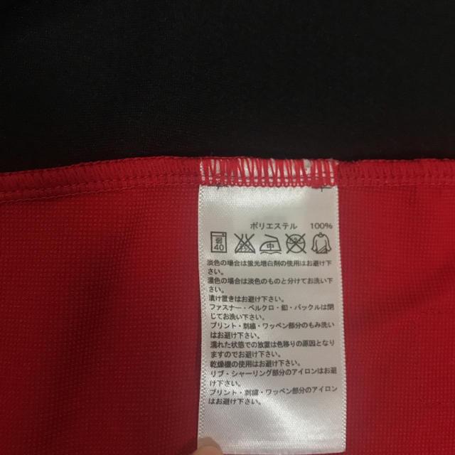 adidas(アディダス)のアディダス adidas 半袖ジップ付き ジャージ メンズのトップス(Tシャツ/カットソー(半袖/袖なし))の商品写真